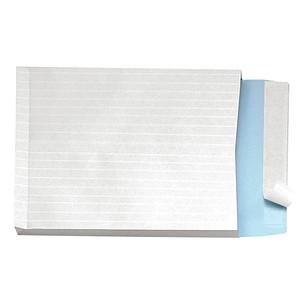 MAILmedia Faltenversandtaschen DIN C4 ohne Fenster weiß mit 4,0 cm Falte, 100 St.
