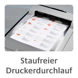AKTION: 2.000 AVERY Zweckform Etiketten L4732REV-25 weiß + GRATIS 400 Etiketten