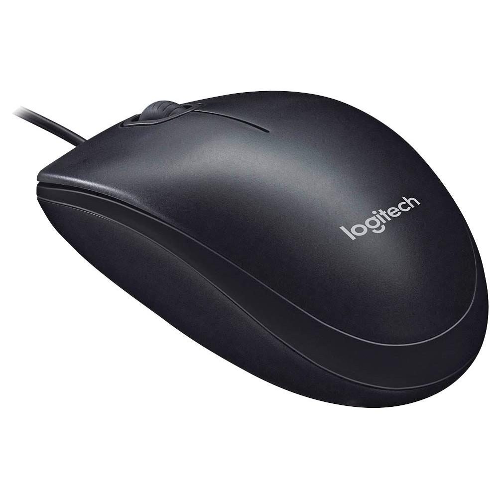 Ergonomische Rechtshänder-Maus