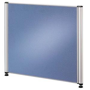 HAMMERBACHER   Tischtrennwand blau 53,0 x 45,0 cm