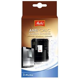Melitta ANTI CALC Espresso Machines Entkalker 80,0 g