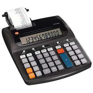 TA 4212 PDL Tischrechner druckend schwarz