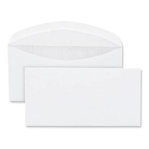 BONG Briefumschläge DIN lang ohne Fenster weiß 1.000 St.