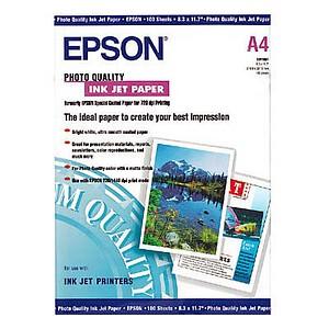 EPSON Fotopapier S041061 DIN A4 matt 102 g/qm 100 Blatt