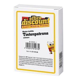 office discount   schwarz Tintenpatrone ersetzt HP 45 (51645AE)