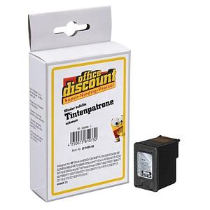 office discount   schwarz Tintenpatrone ersetzt HP 56 (C6656AE)