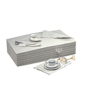 SUPRA Packseide Toppy 75,0 x 50,0 cm grau, 220 Bogen