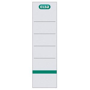 Rückenschilder  von ELBA