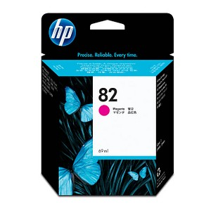 HP 82 (C4912A) magenta Tintenpatrone