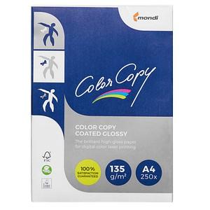 mondi Laserpapier Color Copy Coated glossy DIN A4 135 g/qm 250 Blatt