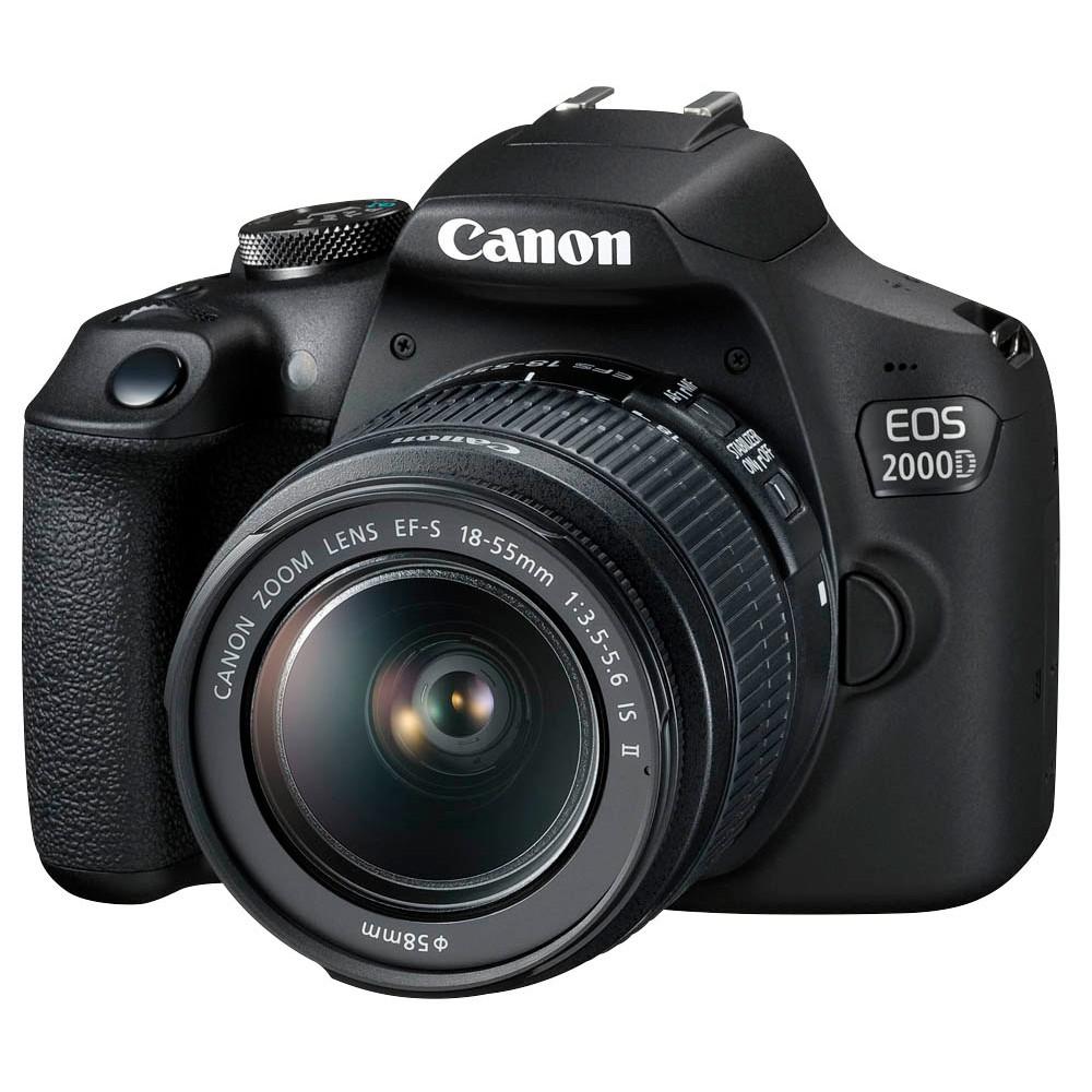 Spiegelreflexkameras EOS 2000D von Canon