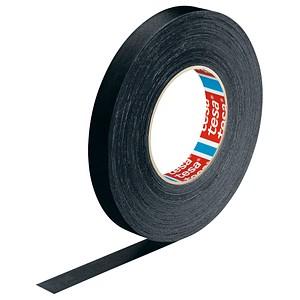 tesa   Gewebeband schwarz 19,0 mm x 50,0 m 1 Rolle