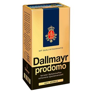 Dallmayr prodomo Kaffee, gemahlen 500,0 g