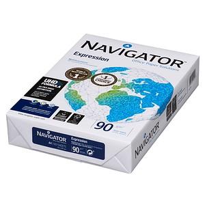 NAVIGATOR Kopierpapier Expression DIN A4 90 g/qm 500 Blatt