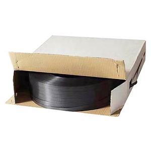 SUPRA   Umreifungsband Kunststoff schwarz 12,0 mm x 1000,0 m