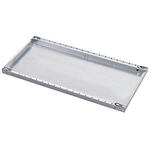 SCHULTE Stahlfachboden silber