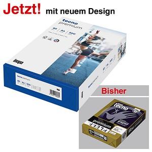 tecno Kopierpapier premium DIN A4 80 g/qm 500 Blatt