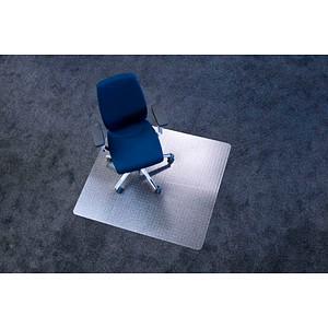 Rollsafe Bodenschutzmatte für Teppichböden rechteckig, 75,0 x 120,0 cm