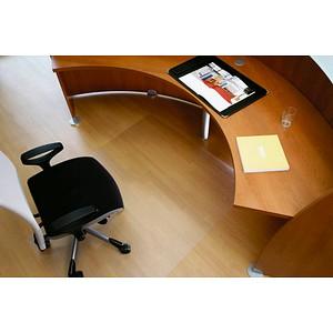 Rollsafe Bodenschutzmatte für glatte Böden rechteckig, 120,0 x 150,0 cm