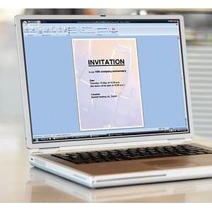 SIGEL Motivpapier Santé Motiv DIN A4 90 g/qm 100 Blatt