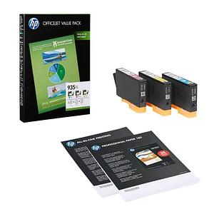 Tinte/ Tintenpatrone Value Pack 935XL von HP