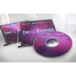 50 AVERY Zweckform CD-Etiketten L7760-25 weiß