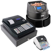 Kassen & Geldzähler