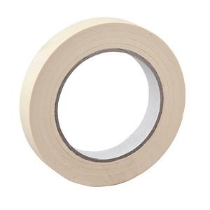 SUPRA Mask Kreppband beige 19,0 mm x 50,0 m 1 Rolle