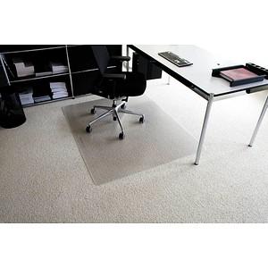 Rollt & Schützt Bodenschutzmatte für Teppichböden rechteckig, 120,0 x 150,0 cm