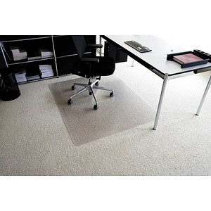 Rollt & Schützt Bodenschutzmatte für Teppichböden rechteckig, 120,0 x 240,0 cm