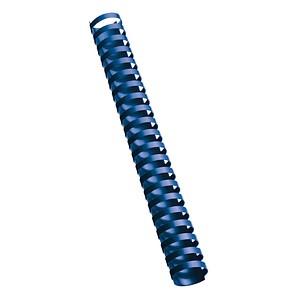 25 RENZ Kunststoffbinderücken   blau