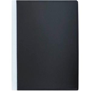 FolderSys FolderSys® Sichtbuch schwarz mit 20 Hüllen