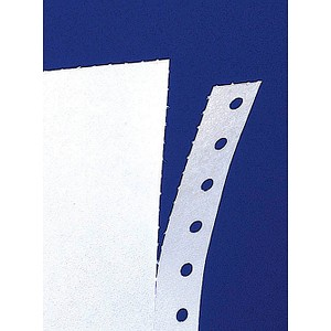 office discount Endlospapier A4 hoch 1-fach, 60 g/qm weiß 2.000 Blatt