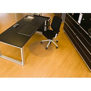 Rollsafe Bodenschutzmatte für glatte Böden rund, 90,0 x 90,0 cm