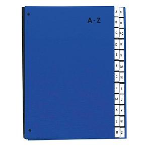 PAGNA Pultordner A-Z blau