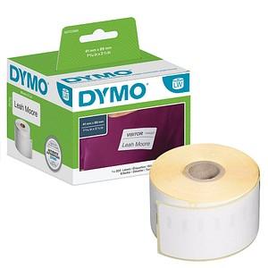 300 DYMO Etiketten S0722560 weiß