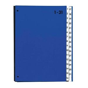 PAGNA Pultordner 1-31 blau