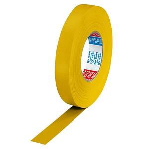 tesa extra Power® Perfect Gewebeband gelb 25,0 mm x 50,0 m 1 Rolle