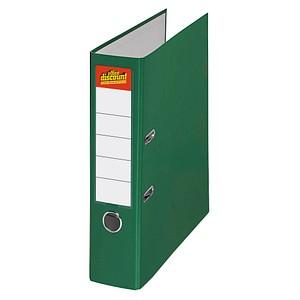 office discount Ordner grün Kunststoff 7,5 cm DIN A4