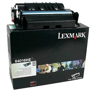 Lexmark 64016HE schwarz Toner