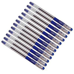 12 Pentel K116 Gelschreiber blau 0,3 mm