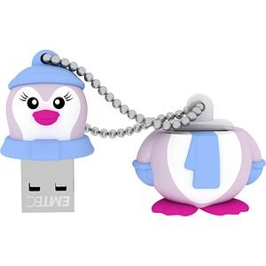 Motiv USB-Stick Lady Pinguin von EMTEC