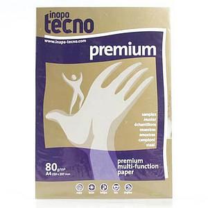 Musterpack GRATIS: inapa tecno Kopierpapier premium DIN A4 80 g/qm 1 St.