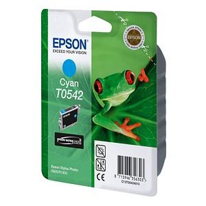 EPSON T0542 cyan Tintenpatrone