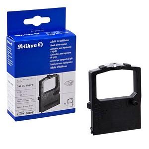 Pelikan schwarz Farbband ersetzt OKI ML 320FB/390FB