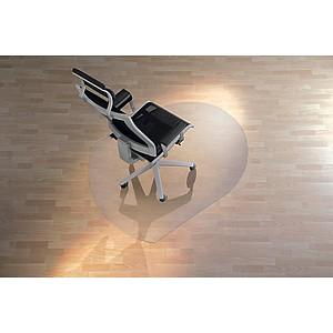Roll-o-Grip Bodenschutzmatte für glatte Böden halbrund, 90,0 x 120,0 cm