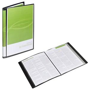 FolderSys   Sichtbuch schwarz mit 40 Hüllen