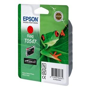 EPSON T0547 rot Tintenpatrone