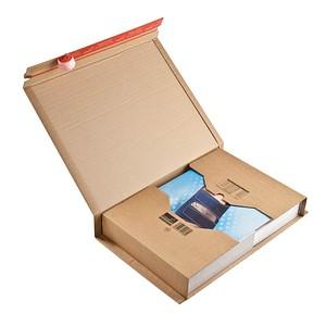 20 ColomPac® Buchverpackungen 51,0 x 33,0 x 8,5 cm