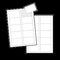 Blanko-Visitenkarten